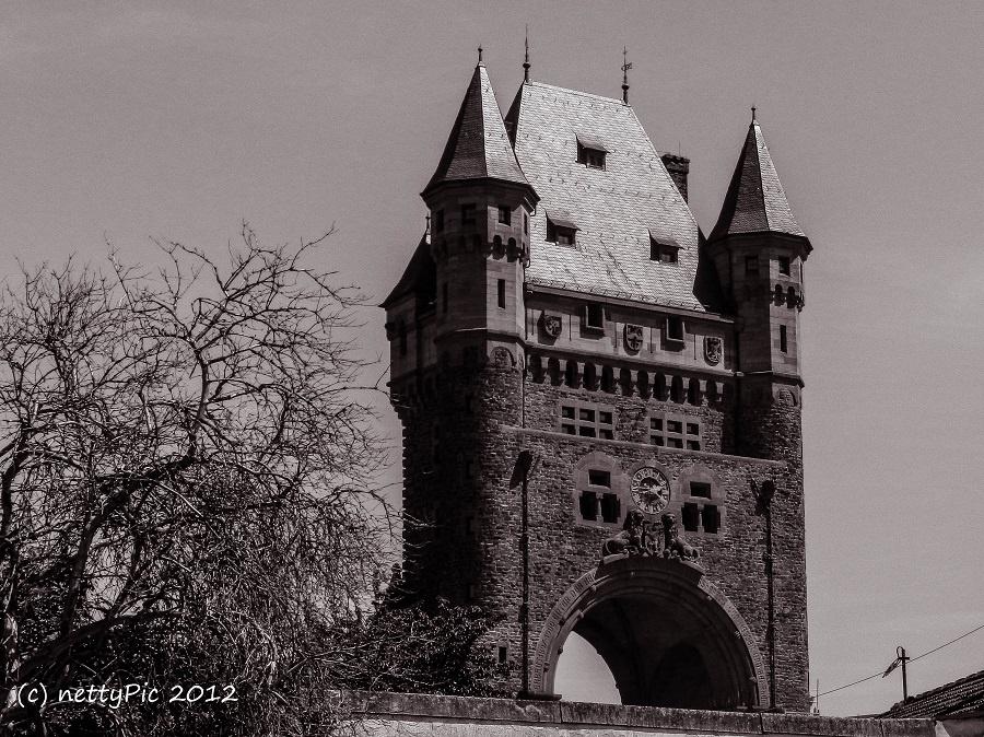 Worms am Rhein