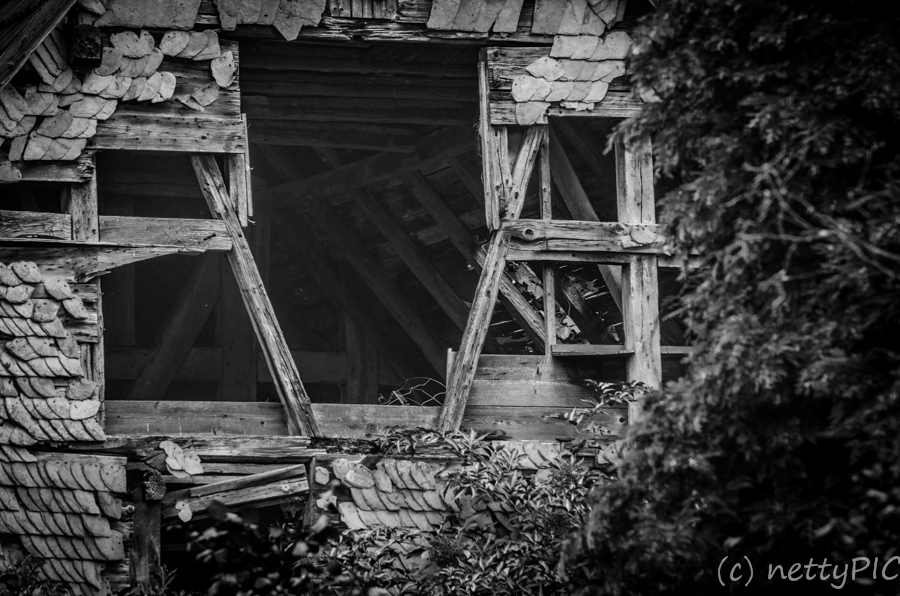 Alte Scheune #1 / Old barn #1