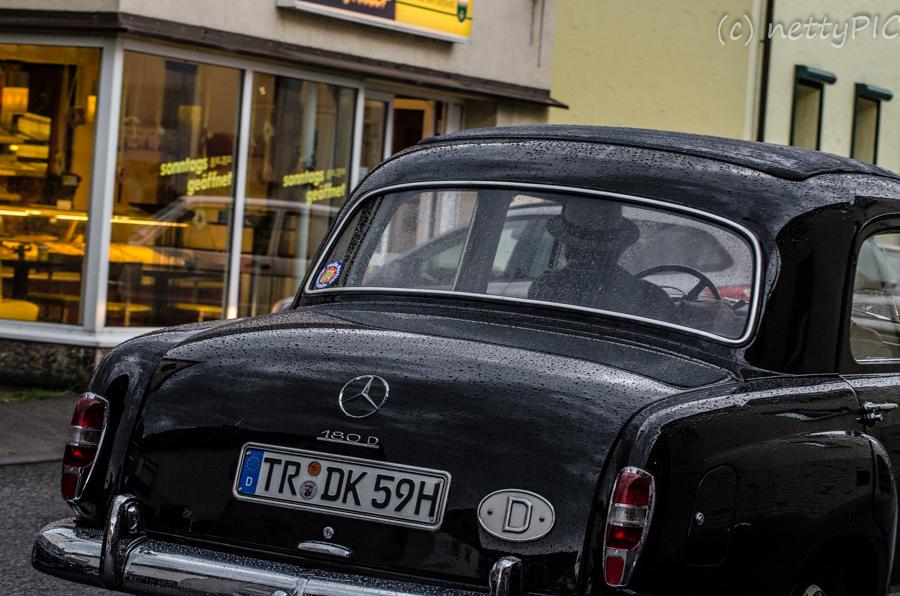 Golden Oldies Festival # 4 – Ausfahrt der Autos