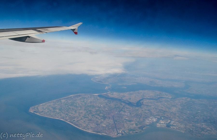 Die Welt von oben / View from above