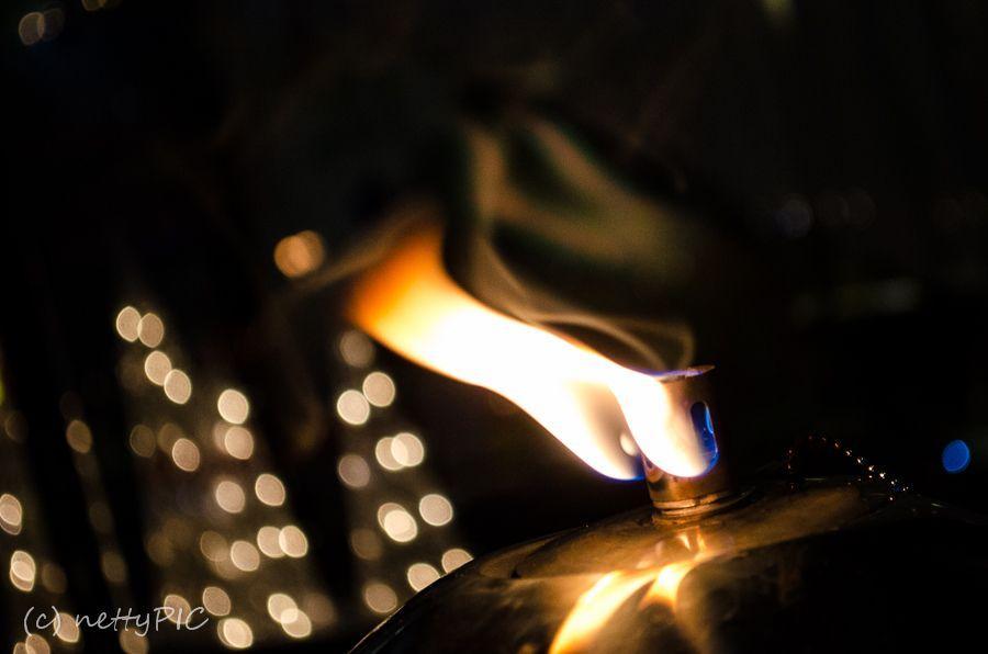 Flammentanz – Available light