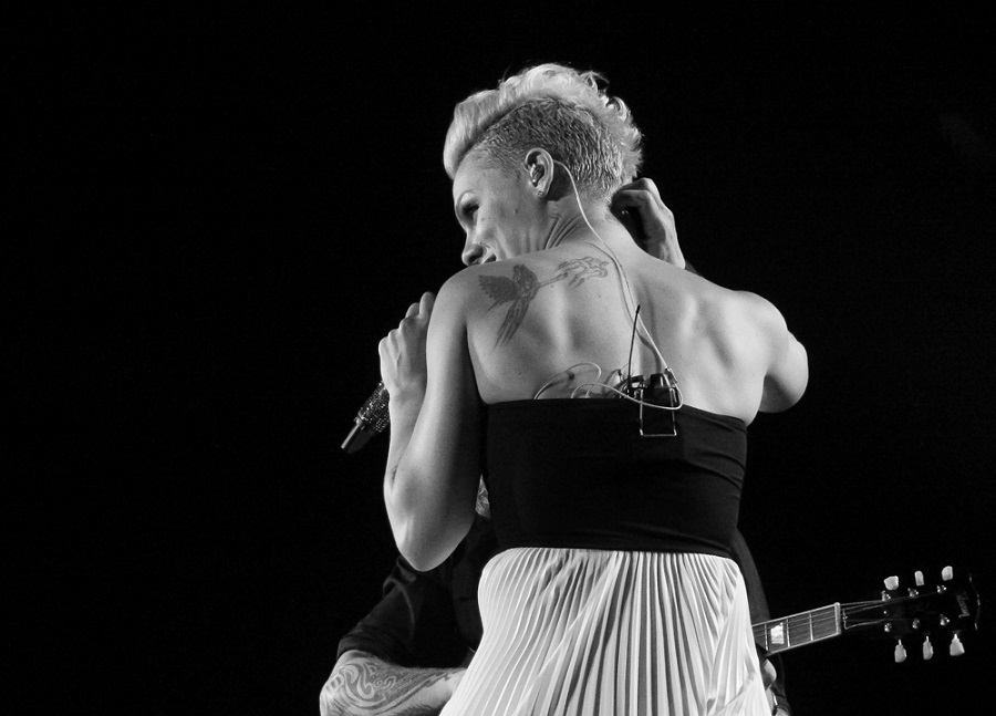Konzertfotos / Concert photos Pink/P!nk