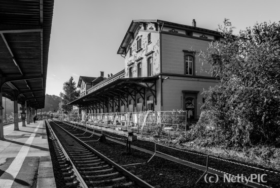 Decayed station #1