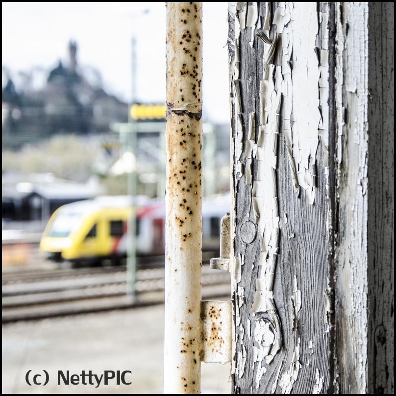 Altes Bahnbetriebswerk # 3