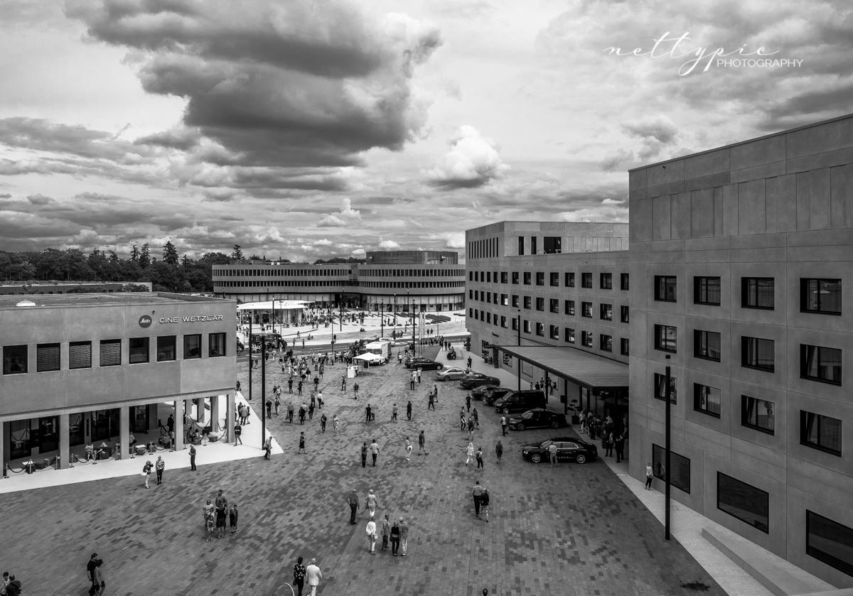 Eröffnung des neuen Leitz-Park-Areals #1