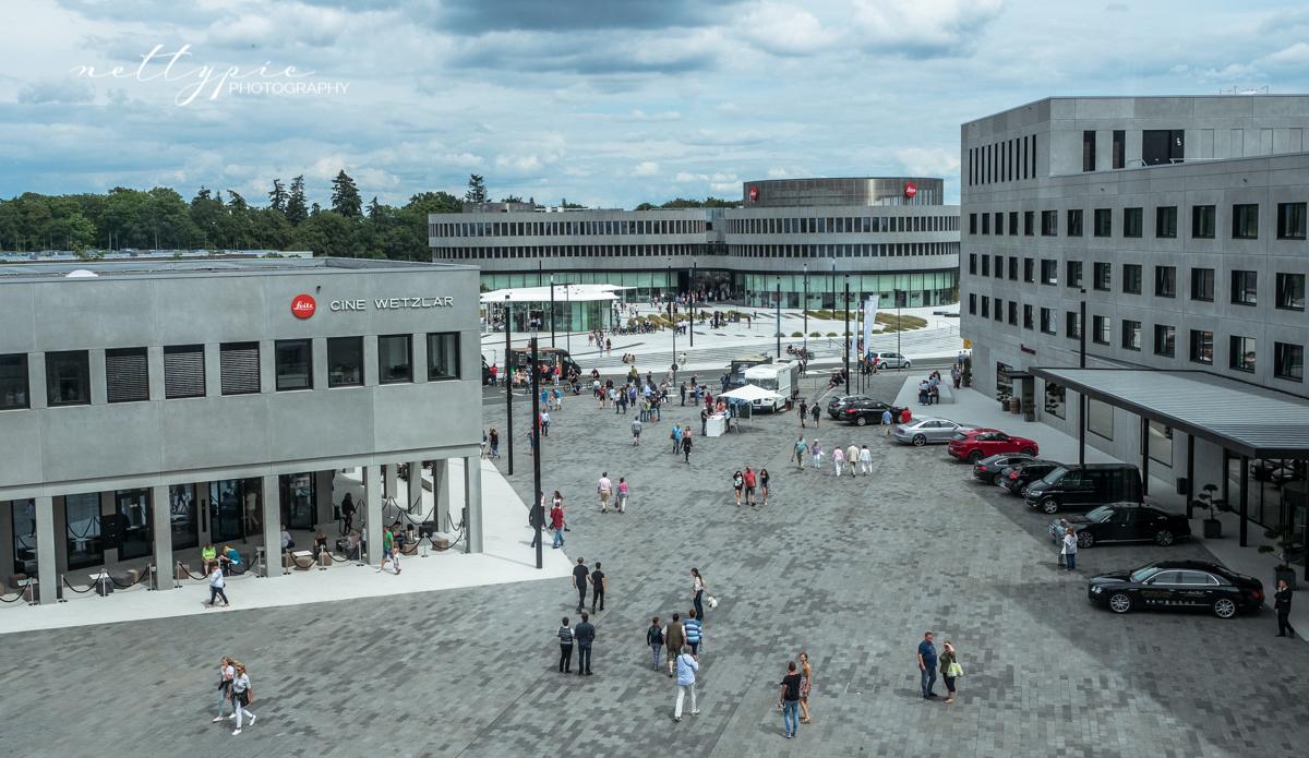 Eröffnung des neuen Leitz-Park-Areals #2