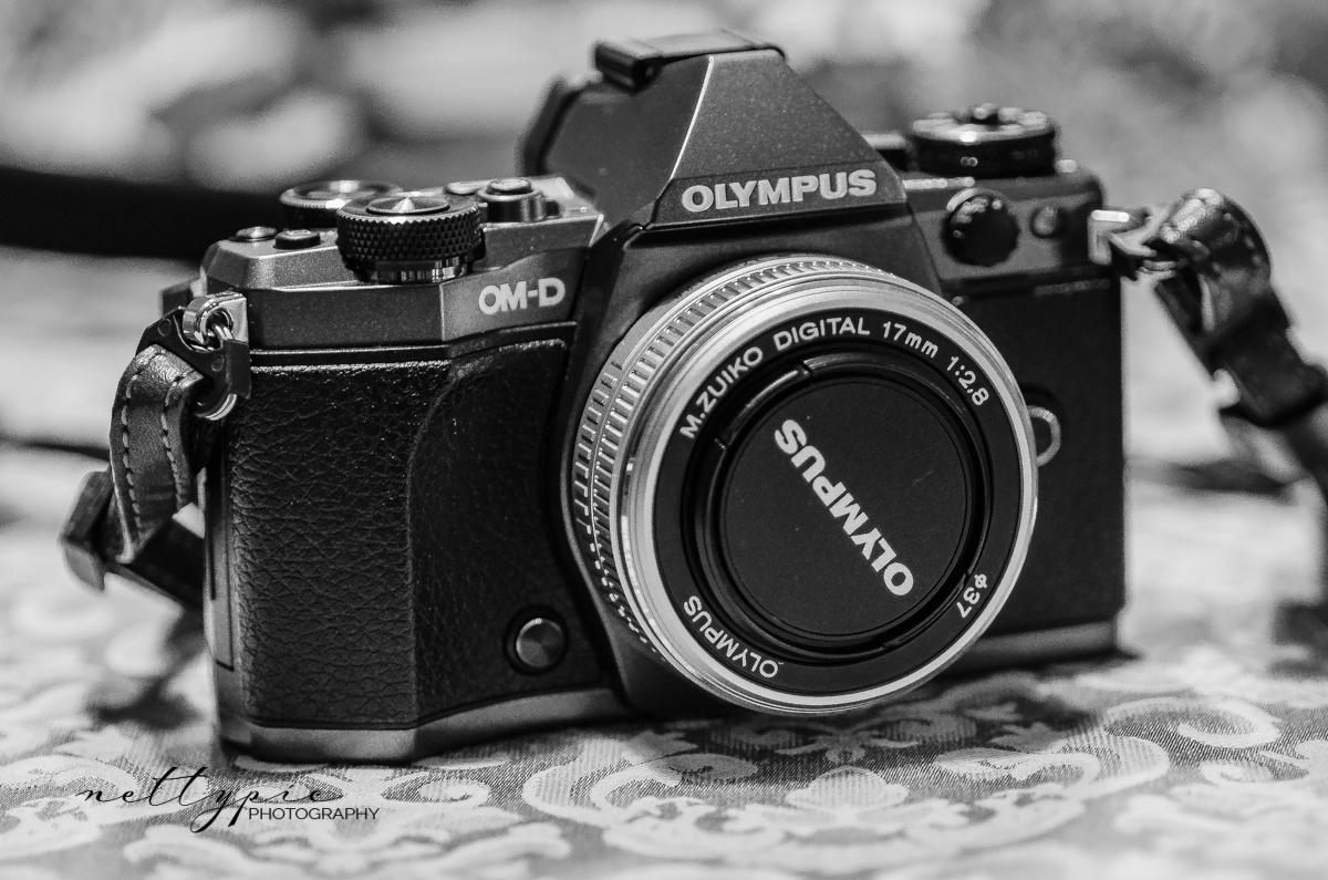 Olympus E‑M5 Mark II